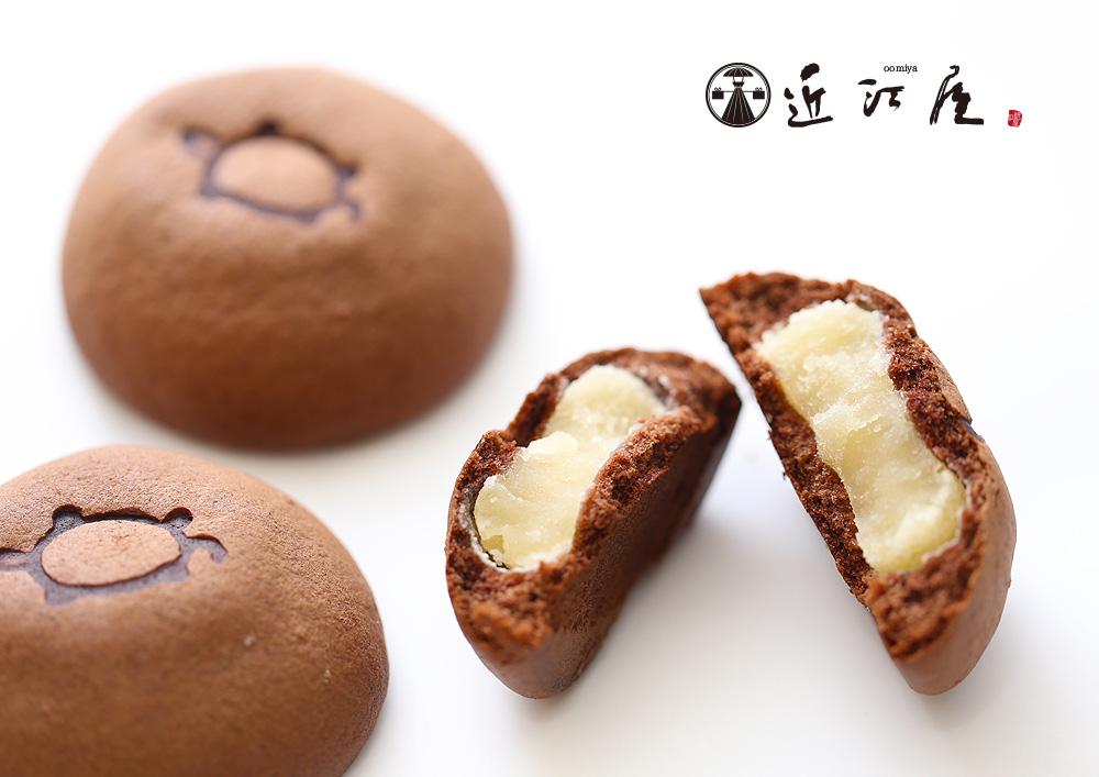 すっぽんまんじゅう 近江屋製菓