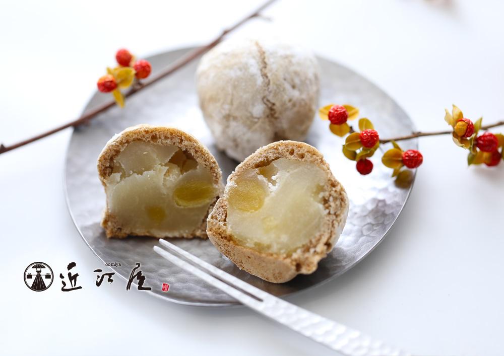 きんとん雲 近江屋製菓