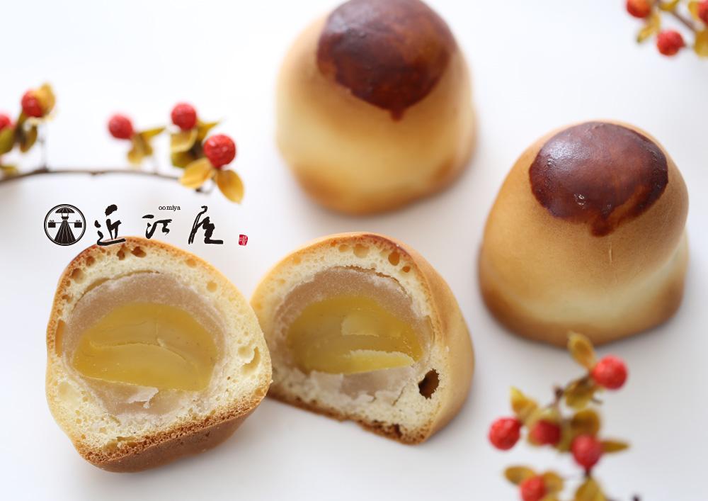 栗まんじゅう 近江屋製菓