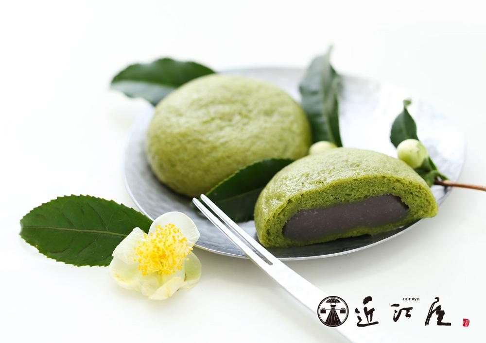 川根茶まんじゅう 近江屋製菓